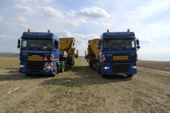 transporturi utilaje Oxbo 9630