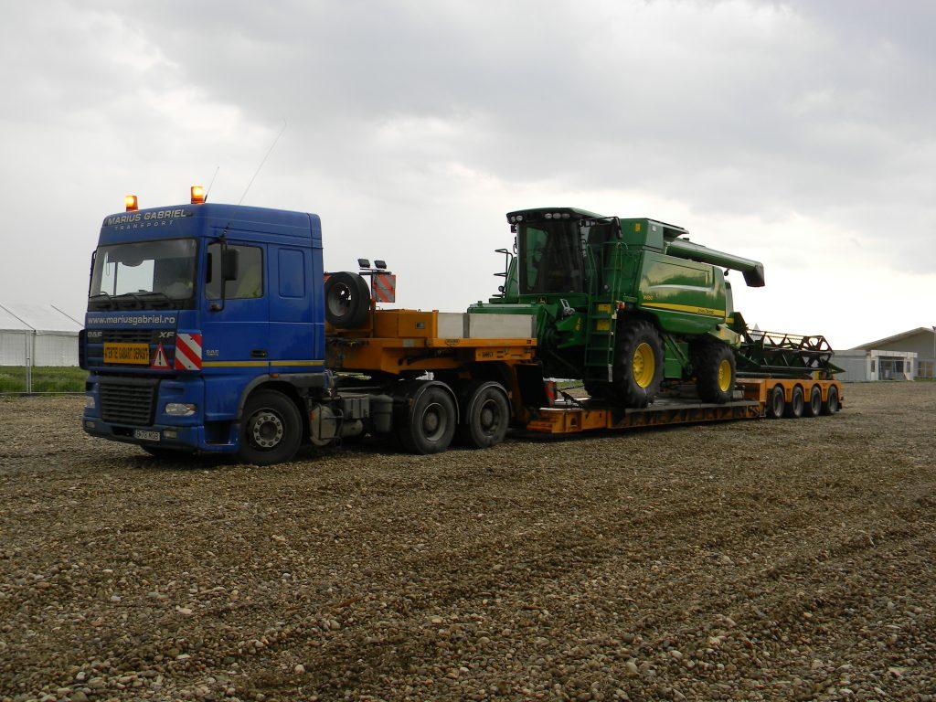 transporturi agabaritice agricole combina