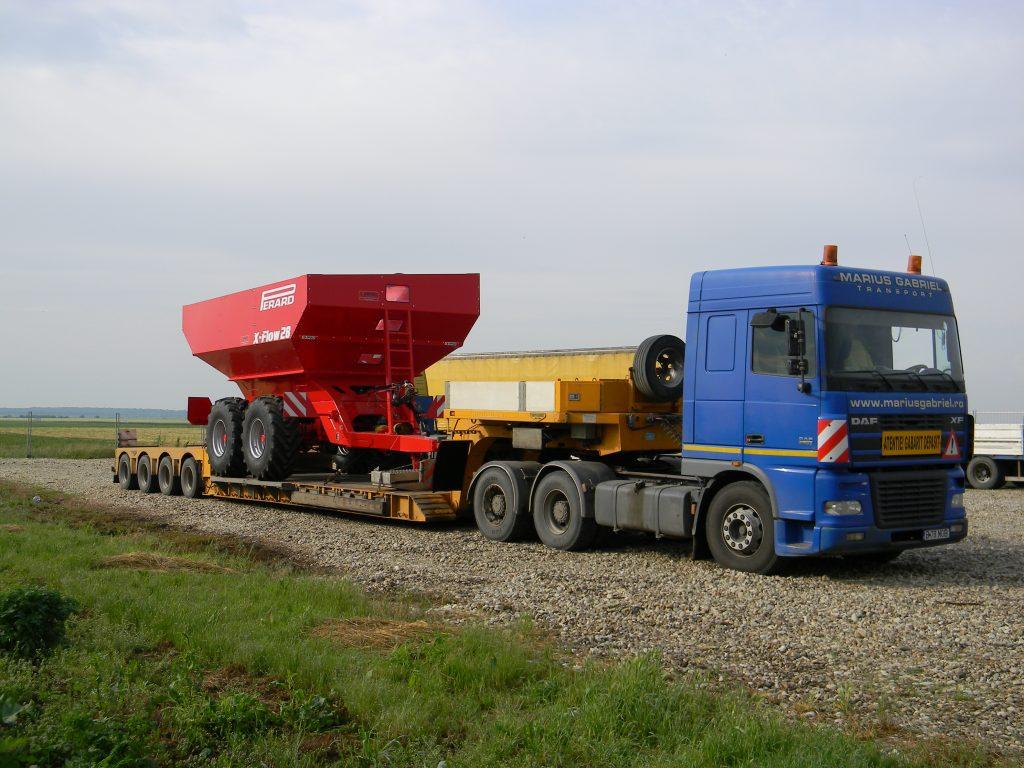 transporturi agabaritice piese agricole